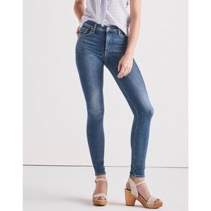 Lucky Brand Bridgette Skinny Jeans, Size 31